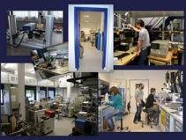Equipements Laboratoire Satie ENS Cachan